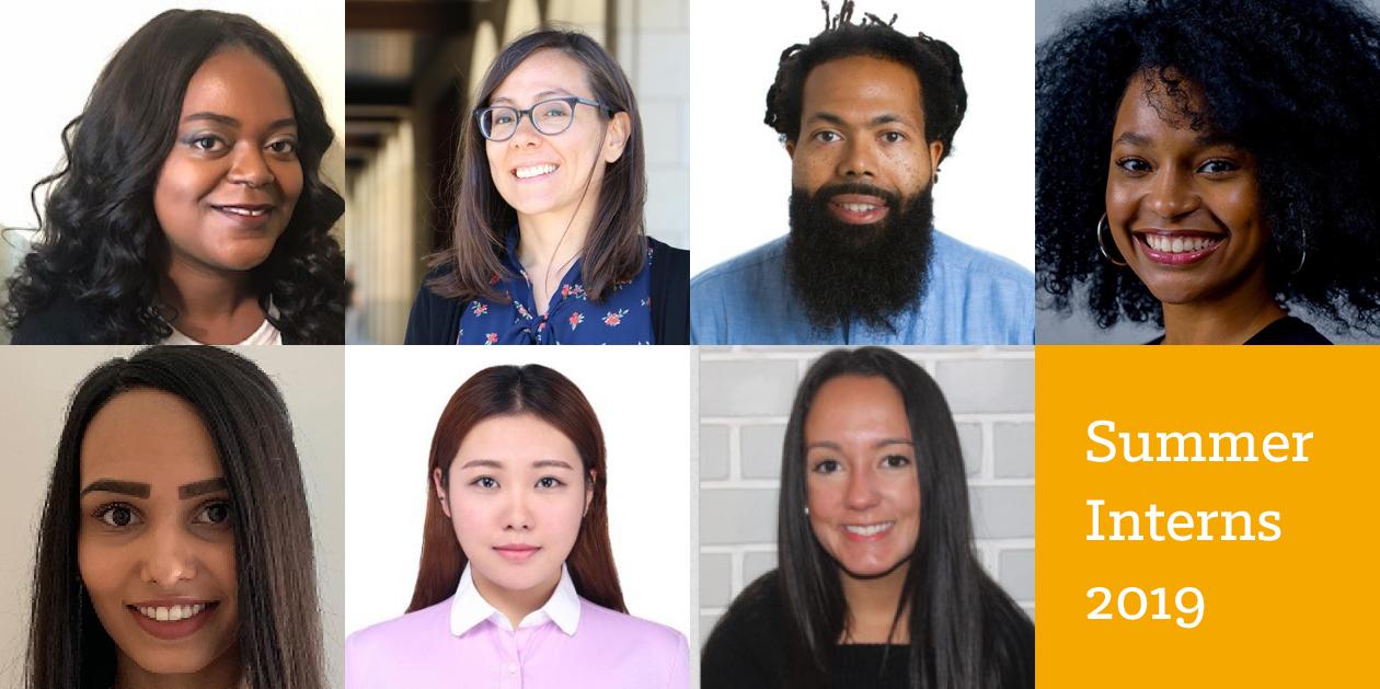 Meet The Summer 2019 Tcs Interns Tcs Education System